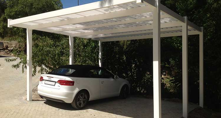 Pvc Carports Absolut Fencing
