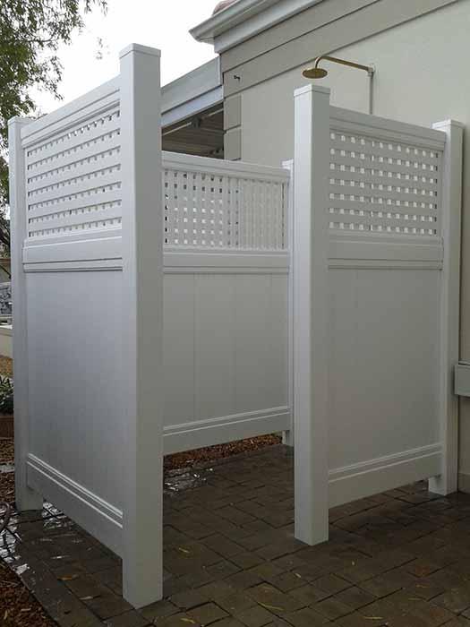 Pvc Lattice Fencing Amp Decorative Panels Absolut Fencing